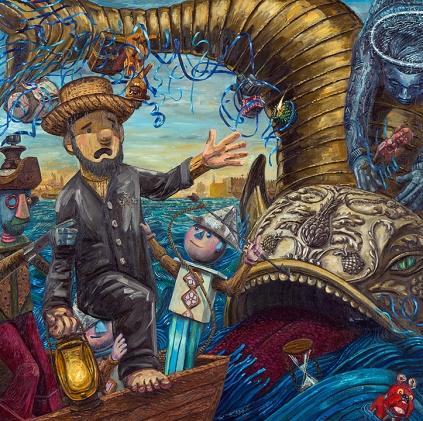 Acquiescence & Mystery; Jonah